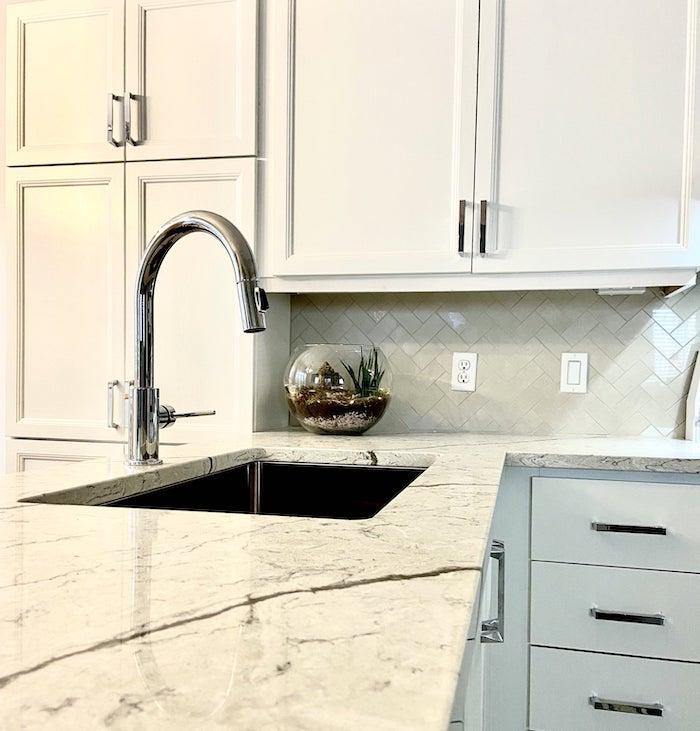 beautiful kitchen faucet